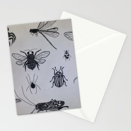 Buggy Stationery Cards