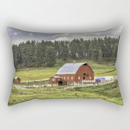Black Hills Farm Rectangular Pillow