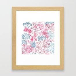 Mycology 1 Framed Art Print