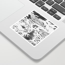 Puddle Sticker