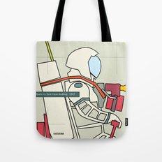Astronaut 1969 Tote Bag