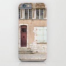 Little Brown Door Slim Case iPhone 6s