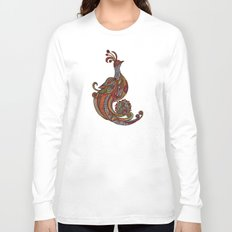 Feather Heaven Long Sleeve T-shirt