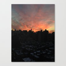 nyc, you're gorgeous Canvas Print