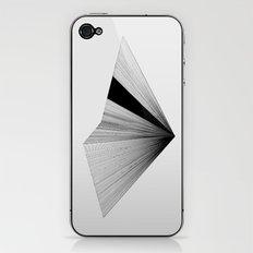 Half 2 iPhone & iPod Skin