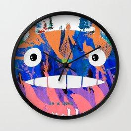 Toto Ro (Miyazaki) Wall Clock