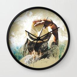 Travel Wall Clock