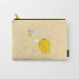 Welcome Baby Girl! Carry-All Pouch