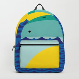 Whale hello there... Backpack