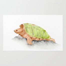 Snapping Turtle Rug