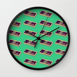 Classic Video Game Controller  |  NES Wall Clock