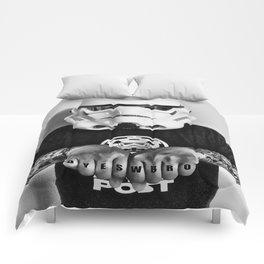 Knuckle Up Comforters