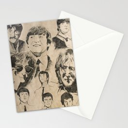 Tribute To JohnLennon Stationery Cards