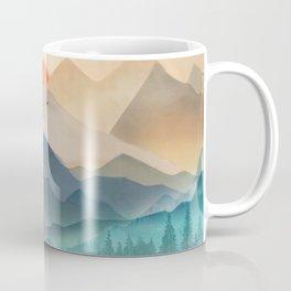 Wilderness Becomes Alive at Night Coffee Mug