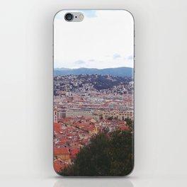 Nice, France iPhone Skin