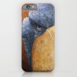 Shoebill (Balaeniceps rex) iPhone Case