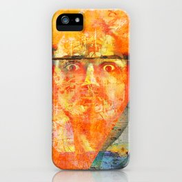 Gustave Courbet iPhone Case