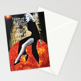 Ten Weeks in Hell - I'll Make them Fly Stationery Cards