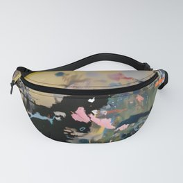 Abstract Planet Outer Space Fanny Pack