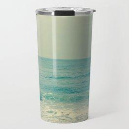 Blue H20 Travel Mug