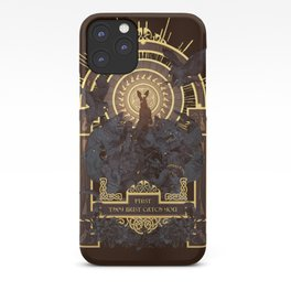 First They Must Catch You iPhone Case
