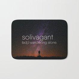 Solivagant Bath Mat
