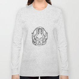 Russian Tattoes # 1 Long Sleeve T-shirt