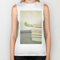 books Biker Tanks featuring Books by Pure Nature Photos