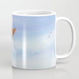 Perfect reflection of beautiful sky | Miharu Shirahata Coffee Mug