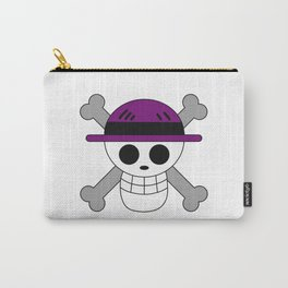 Asexual Nakama Flag Carry-All Pouch