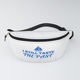 I Know The Past Fanny Pack
