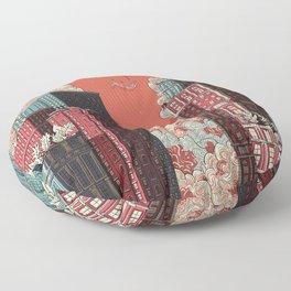 Dream - Free Fall Floor Pillow