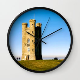 Beautiful Broadway Tower Wall Clock