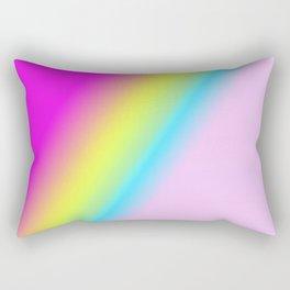 Rainbow Nr.2 Rectangular Pillow
