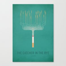 In the Rye Canvas Print