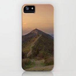 Malvern Hills iPhone Case