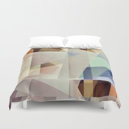 Lost in Books Duvet Cover