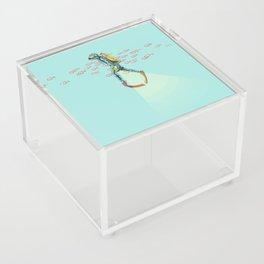 FLOAT - Under the sea Acrylic Box