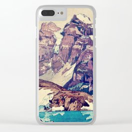 The Dimyian Breathing Clear iPhone Case