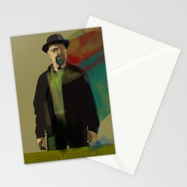 Bryan Cranston Stationery Cards