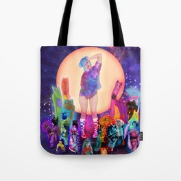 Silly Parade Tote Bag