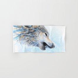 Wolf Hand Bath Towels For Any Bathroom Decor Society6