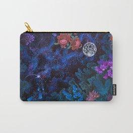 Space Garden Cosmos Carry-All Pouch