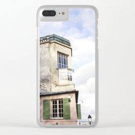Montmartre Paris Clear iPhone Case