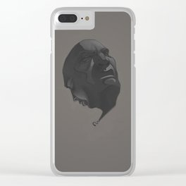 I. Inner Conflict Clear iPhone Case