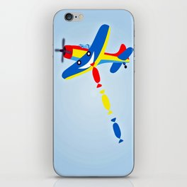 D Day iPhone Skin