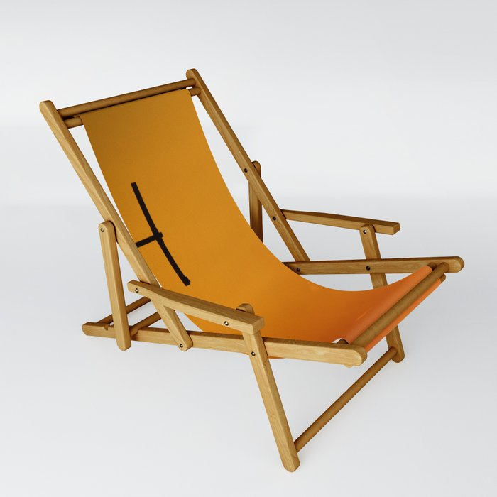 Sunset Sling Chair