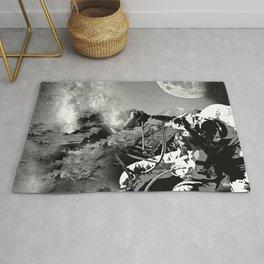 Astronaut Rug