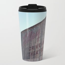 Drive-In Movie Theatre Travel Mug
