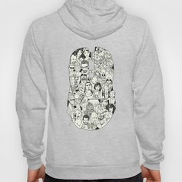 Adulthood - Mashup Hoody
